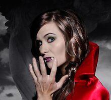 Vampire Natalie by Garry Hannah