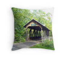 Boy Scout Bridge- 2009 Throw Pillow