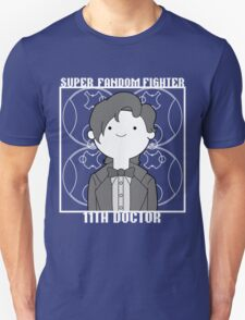Super Fandom Fighter - 11th Doctor T-Shirt