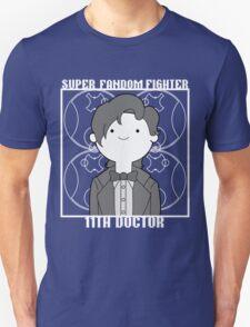 Super Fandom Fighter - 11th Doctor T-Shirt