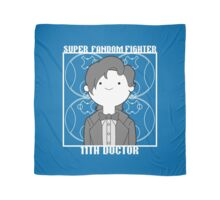 Super Fandom Fighter - 11th Doctor Scarf