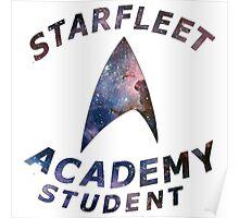 Starfleet Academy Student Poster