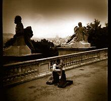 Troubadour by Russell Lett