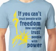 Freedom & Power Unisex T-Shirt