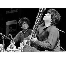 Talvin Singh + Niladri Kumar Photographic Print