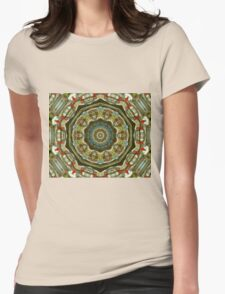Exotic Glass Womens Fitted T-Shirt