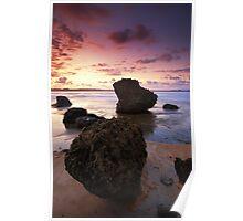 Pantai Surga, Lombok Indonesia Poster