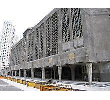 Shanghai Municipal Slaughterhouse - Shajing Rd  - Shanghai, China Photographic Print