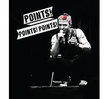 Points! Photographic Print