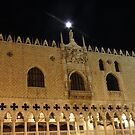 Moonlit Doge's Palace by CiaoBella
