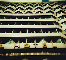 LHOTEL by onetonshadow