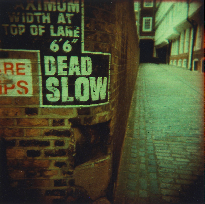 Dead End Actually by onetonshadow