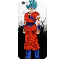 Super Saiyan God Super Saiyan Goku iPhone Case/Skin
