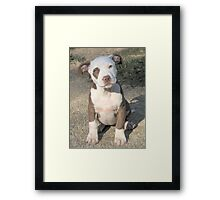 What Was That? Framed Print