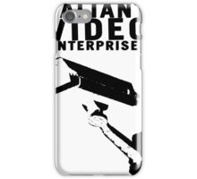 VALIANT VIDEO ENTERPRISES iPhone Case/Skin