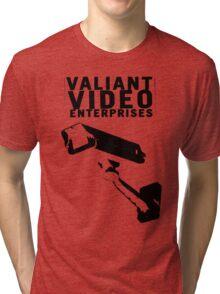VALIANT VIDEO ENTERPRISES Tri-blend T-Shirt
