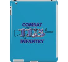 11Bravo - Combat Infantry iPad Case/Skin