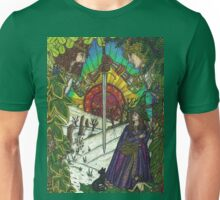 New, Yule Card, 2011 Unisex T-Shirt