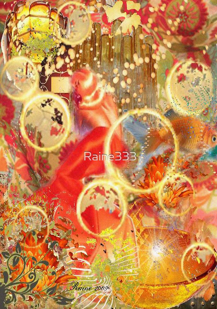 Tangerine Dream by Raine333