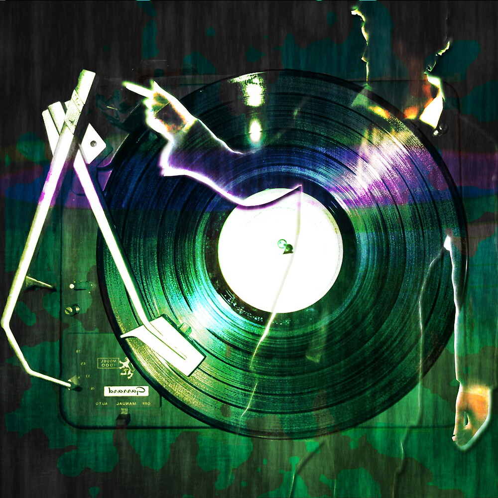 Turntables brainwash by George  Kaye