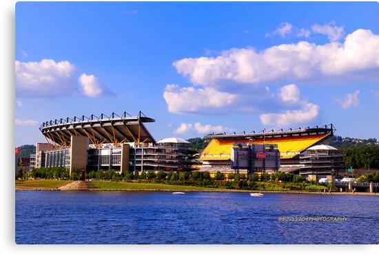 Pittsburgh's Heinz Field by PJS15204