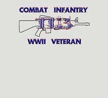 11Bravo - Combat Infantry - WWII Veteran T-Shirt