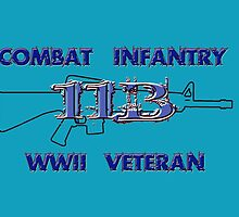 11Bravo - Combat Infantry - WWII Veteran by Buckwhite
