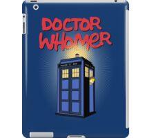 DOCTOR WHOMER iPad Case/Skin