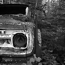 Old truck by Christopher Clark