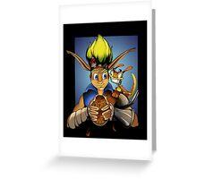 Precursor Destiny Greeting Card