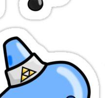 Zelda Ocarina Sticker