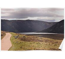 Path to Loch Muick Poster