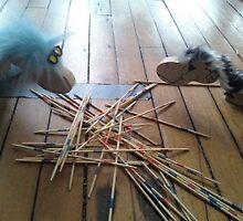 Pick Up Sticks by J.M. Romig