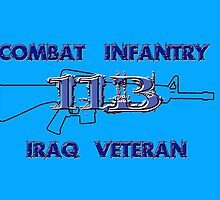 11Bravo - Combat Infantry - Iraq Veteran by Buckwhite