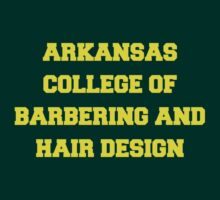ARKANSAS COLLEGE OF BARBERING AND HAIR DESIGN by philbeck