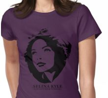 Selina Kyle - Version 1 Womens Fitted T-Shirt