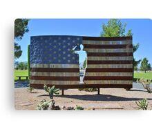 U.S. Flag Canvas Print