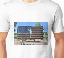 U.S. Flag Unisex T-Shirt