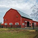The Barn at Frying Pan Park, Herndon VA - USA by Bine