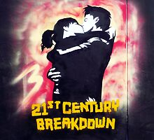 21st Century Breakdown ~ Melbourne Graffiti by Roz McQuillan