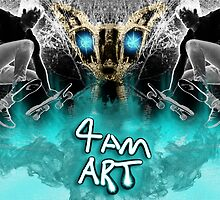4am art by George  Kaye