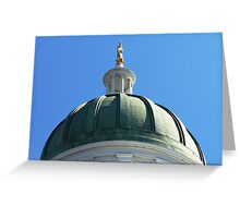 Augusta State House Greeting Card