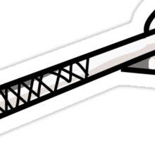 Socket wrench Sticker