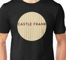 CASTLE FRANK Subway Station Unisex T-Shirt