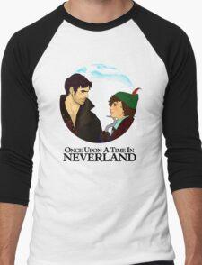 The Usual Neverland Rivalry Men's Baseball ¾ T-Shirt