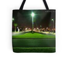 Street Lamp Rampage Tote Bag