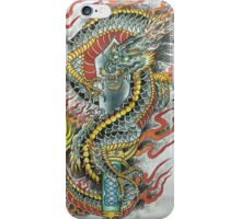 Kurikara Dragon Sword iPhone Case/Skin