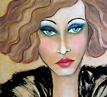 glamorous by Petra Pinn