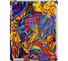 third eye open iPad Case/Skin