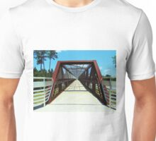 Pedestrian Bridge Unisex T-Shirt
